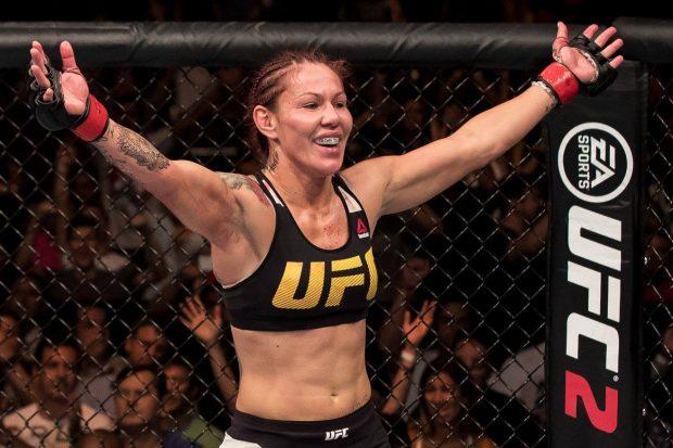 Cyborg disputará pela primeira vez o cinturão do UFC (Foto: Reprodução/Facebook UFC)
