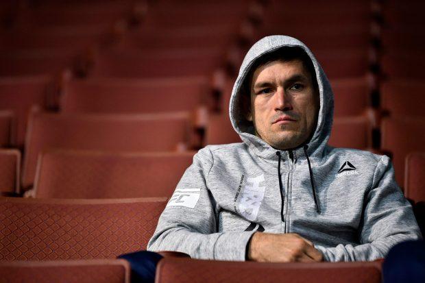 Demian volta a lutar em casa (Foto: Reprodução/Facebook UFC)