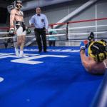 A foto da discordia entre McGregor e Malignaggi Foto: Reprodução  / Instagram