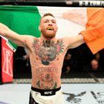 McGregor construiu uma carreira repleta de sucessos (Foto: Reprodução Twitter ufcbrasil)