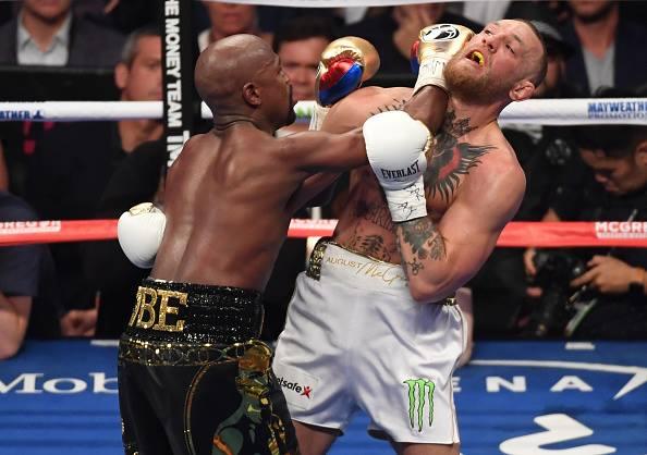 McGregor está suspenso até outubro (Foto: Reprodução Facebook UFC)