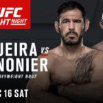 Duelo vai acontecer dia 16 de dezembro (Foto:Divulgação/UFC)