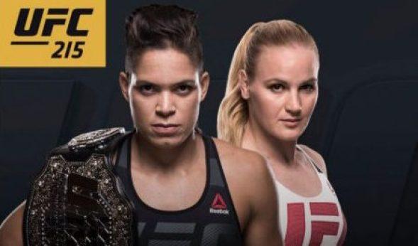 Duelo será a atração principal do UFC 215 (Foto: Divulgação/UFC)
