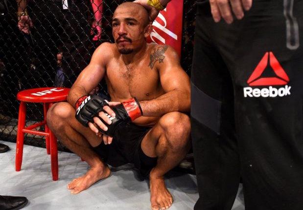 Florian contestou motivação de Aldo (foto) (Foto: Reprodução/Facebook UFC)