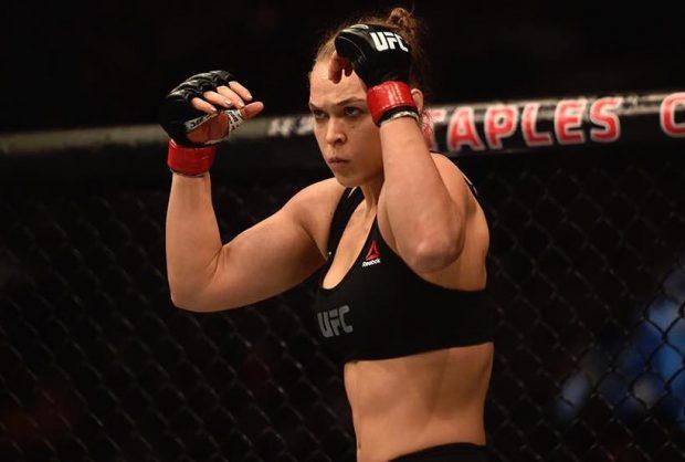 Dana exaltou importância de Ronda (Foto:Reprodução/Facebook RondaRousey)