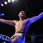 T. Ferguson fez história no UFC 216 (Foto: Reprodução Twitter ufc_brasil)