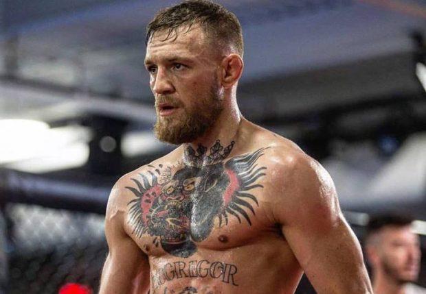 McGregor não pensa em pendurar as luvas (Foto: Reprodução Facebook Conor McGregor)