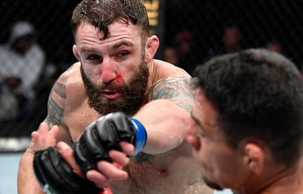 Rafael dos Anjos é surpreendido por Chiesa no UFC Releigh e perde segunda consecutiva