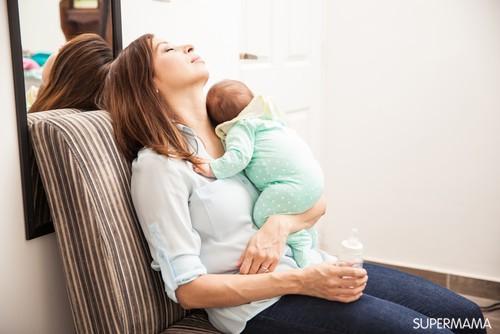 أشهر الأعراض التي تعانين منها بعد الولادة مباشرة سوبر ماما