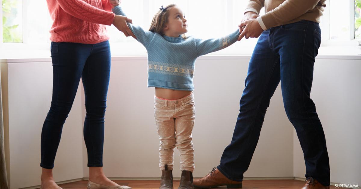 قوانين حضانة الأطفال بعد الطلاق سوبر ماما