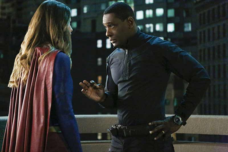 'Supergirl' Spoilers: Season 2 Episode 8 'Medusa' Photos