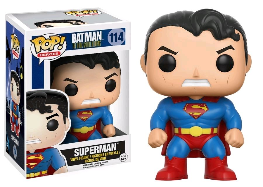 Review Funko Pop The Dark Knight Returns Superman