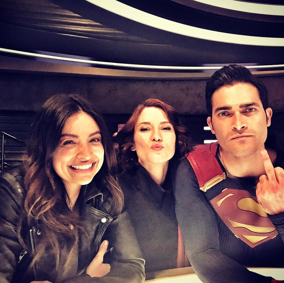Hoechlin-Finger