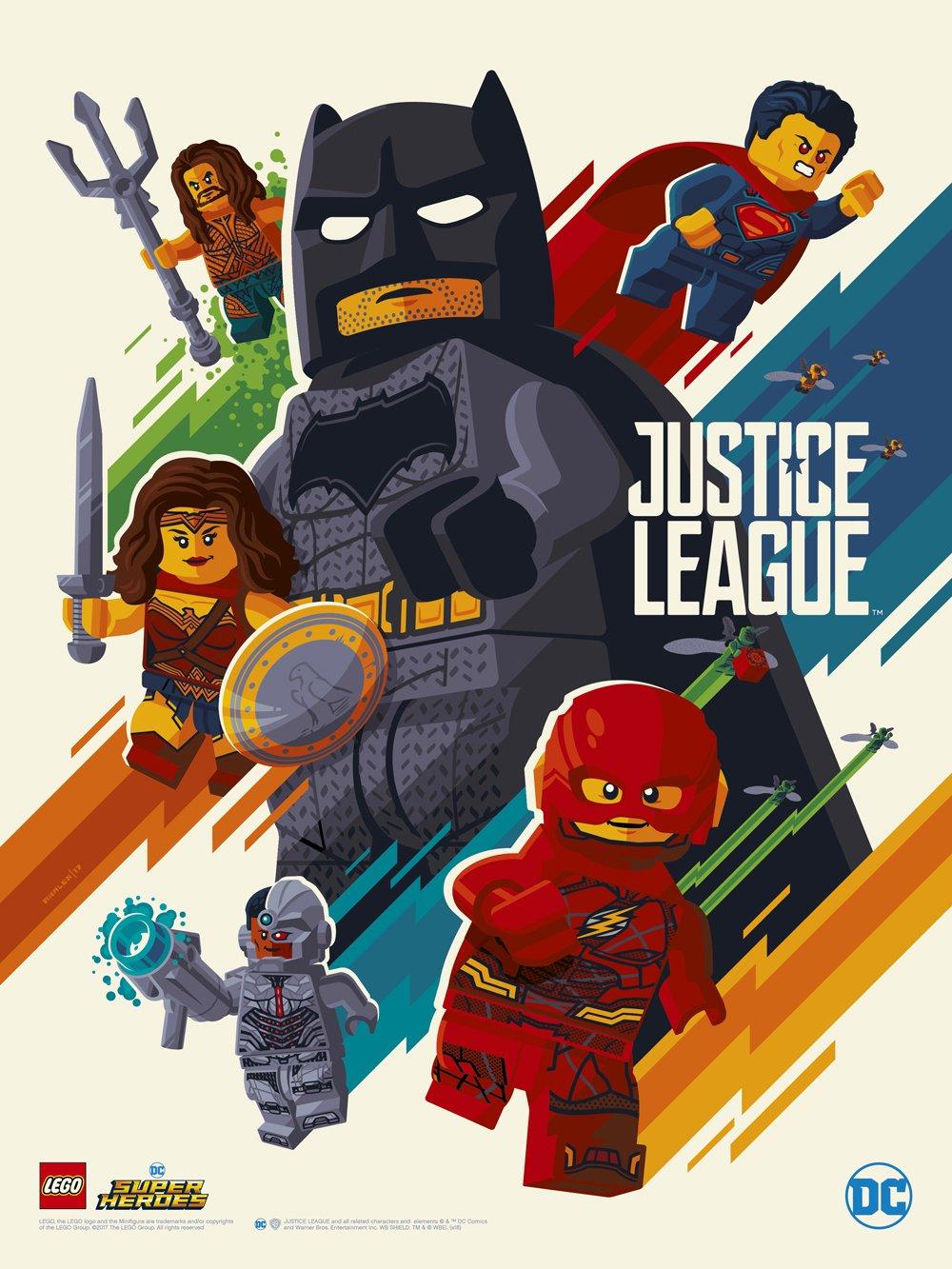 Znalezione obrazy dla zapytania justice league poster