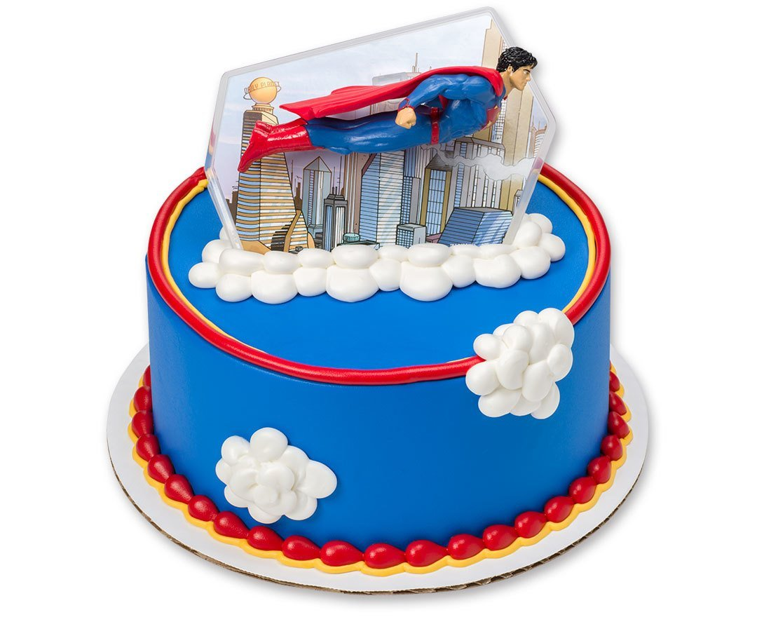 Shopping Superman Cake Toppers Superman Homepage