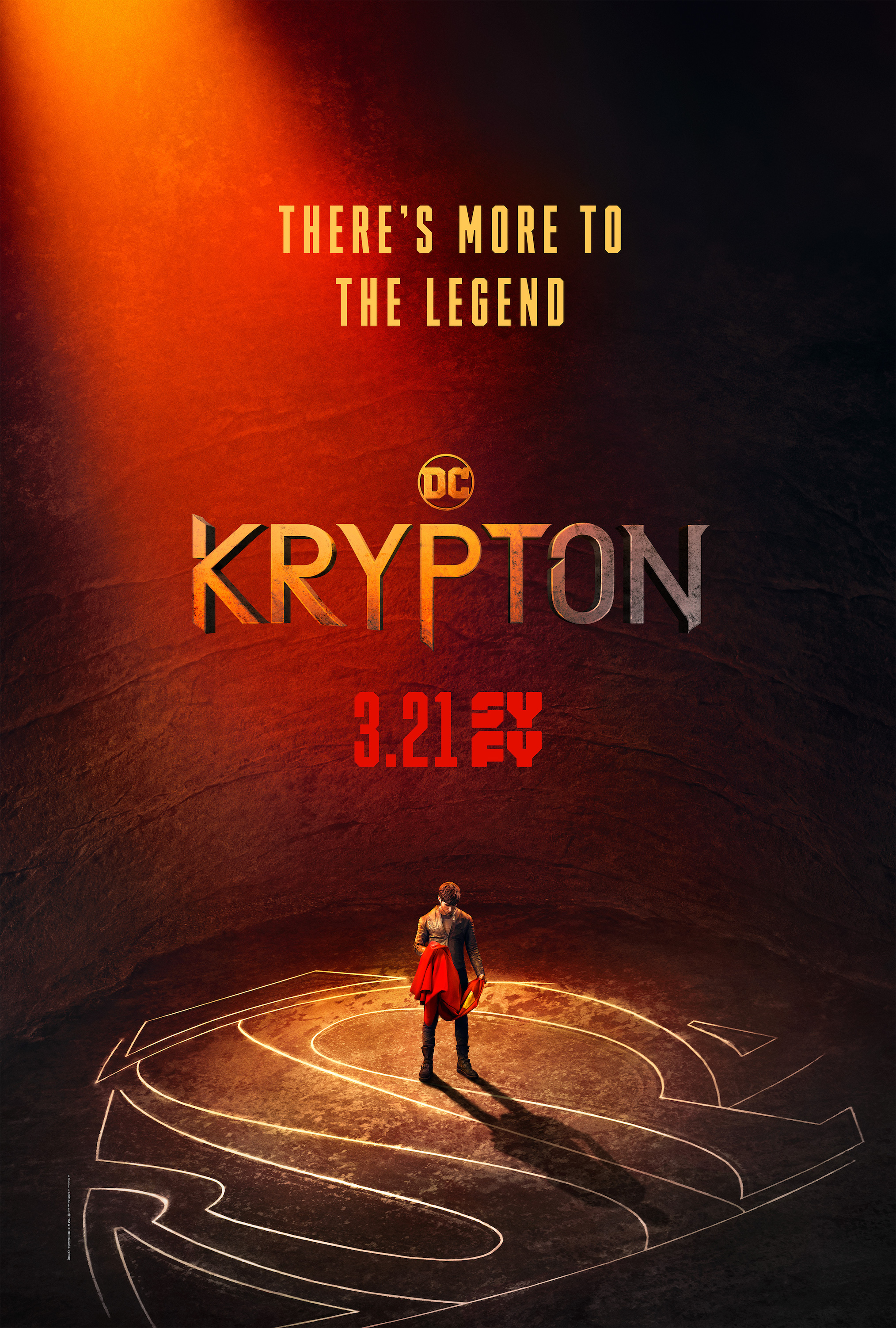 Image result for krypton poster