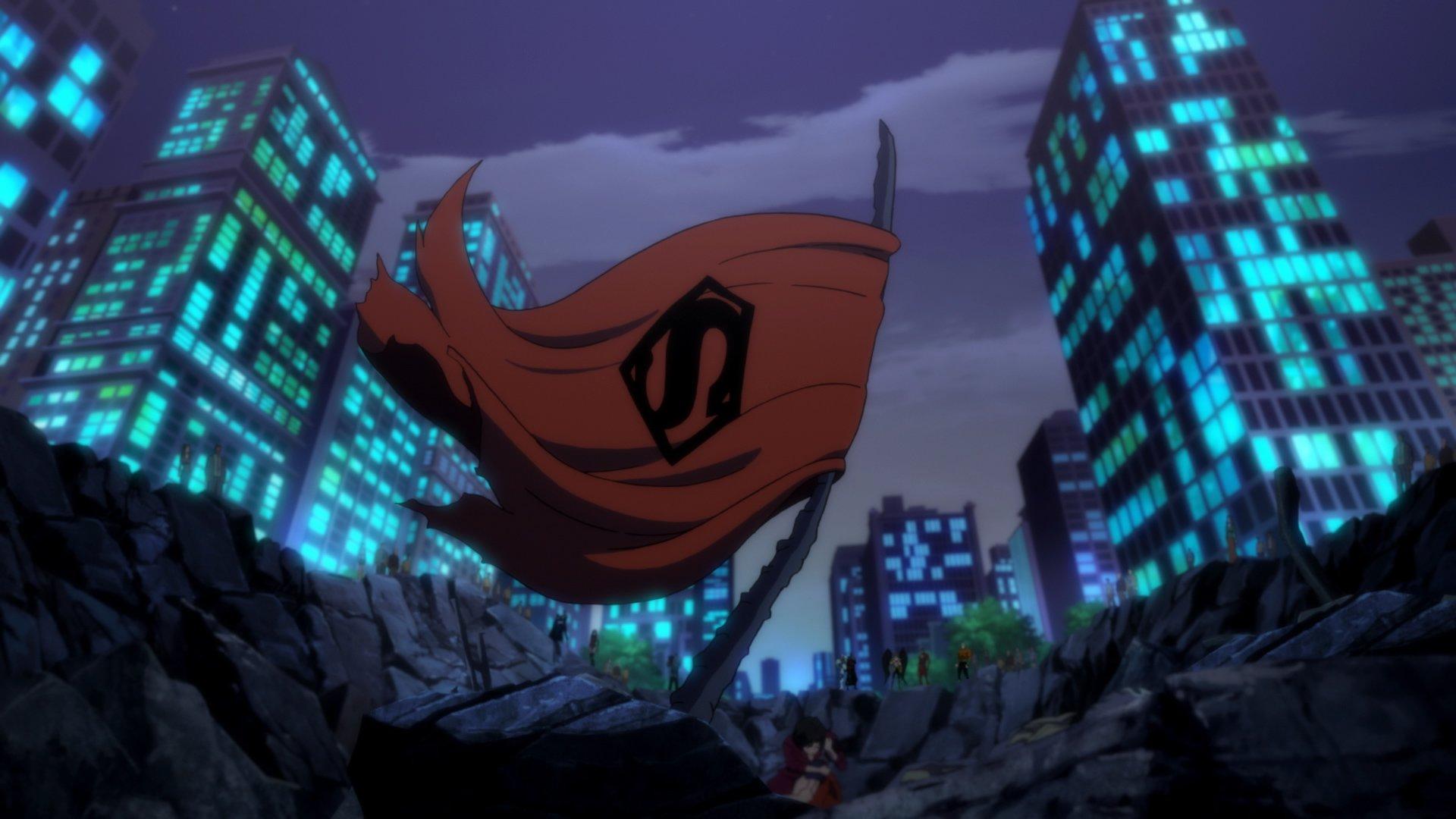 [ANIMACIÓN] La muerte de Superman y el Reinado de los Supermanes DeathofSuperman-AnimatedMovie1