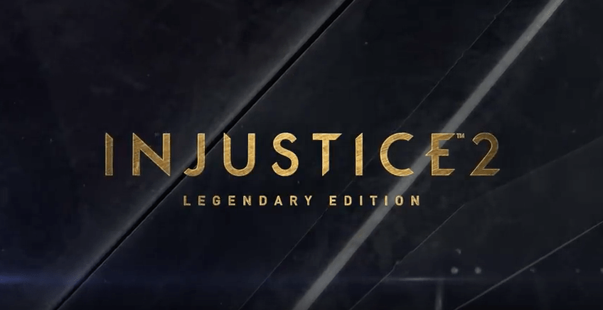 Trailer Arrives For Legendary Edition of Injustice 2
