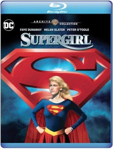 Special Edition 'Supergirl' Blu-Ray