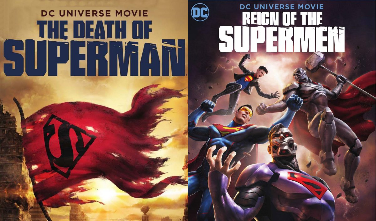 Reign Of Superman