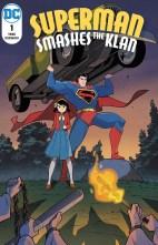Superman Smashes The Klan #1