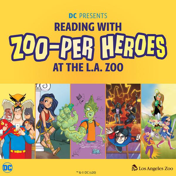 Zoo-per Heroes