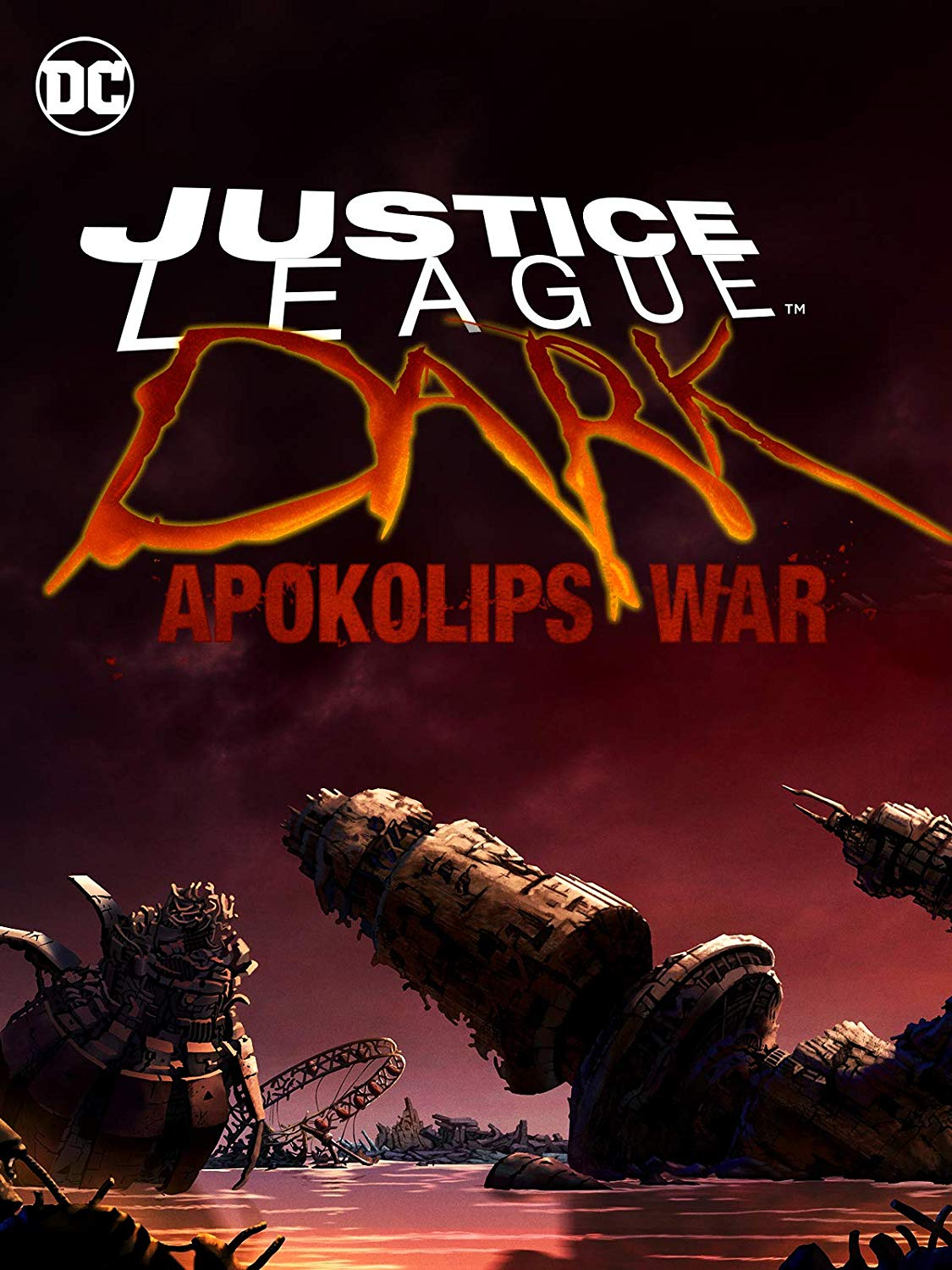 Justice League Dark Apokolips War Animated Movie Cast Announced Superman Homepage