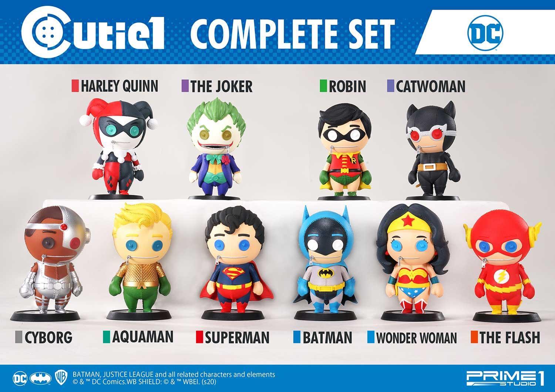 Cutie1 DC Series - DC Complete Set Volume 1