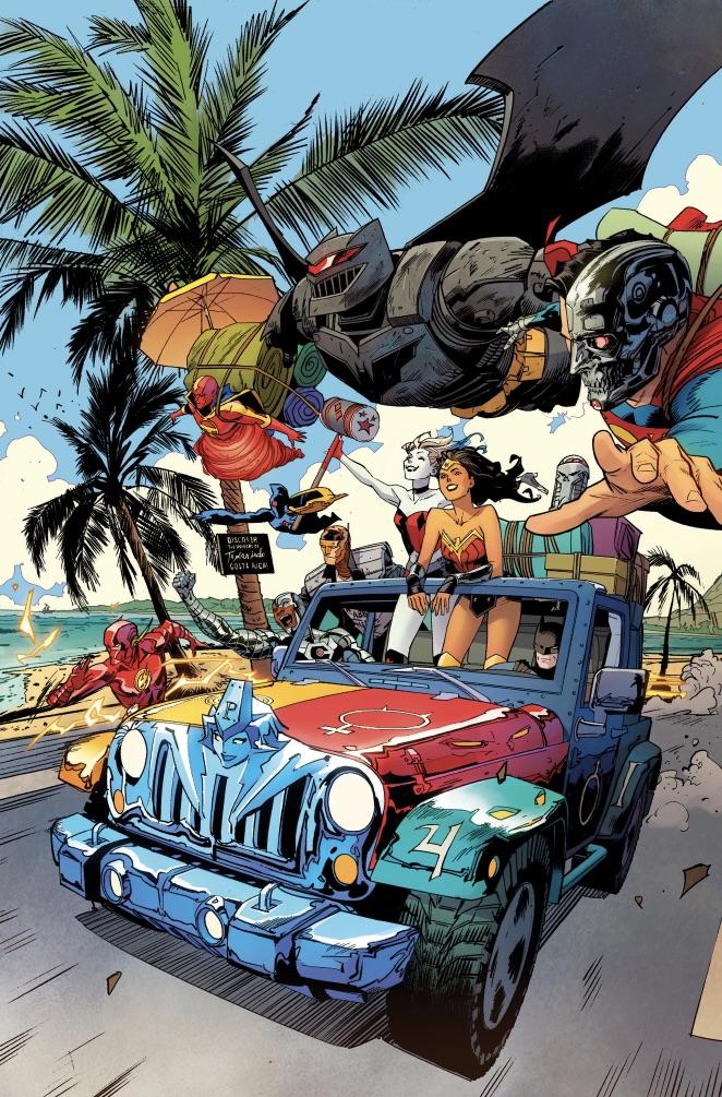 DC Cybernetic Summer