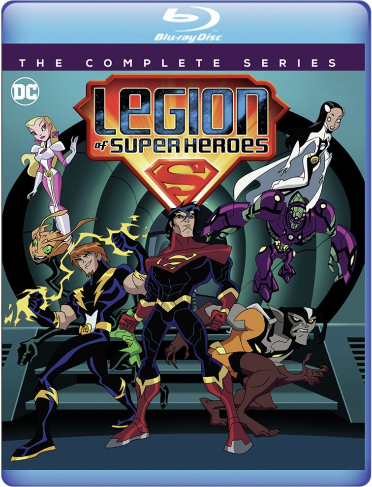 Legion of Superheroes: The Complete Series