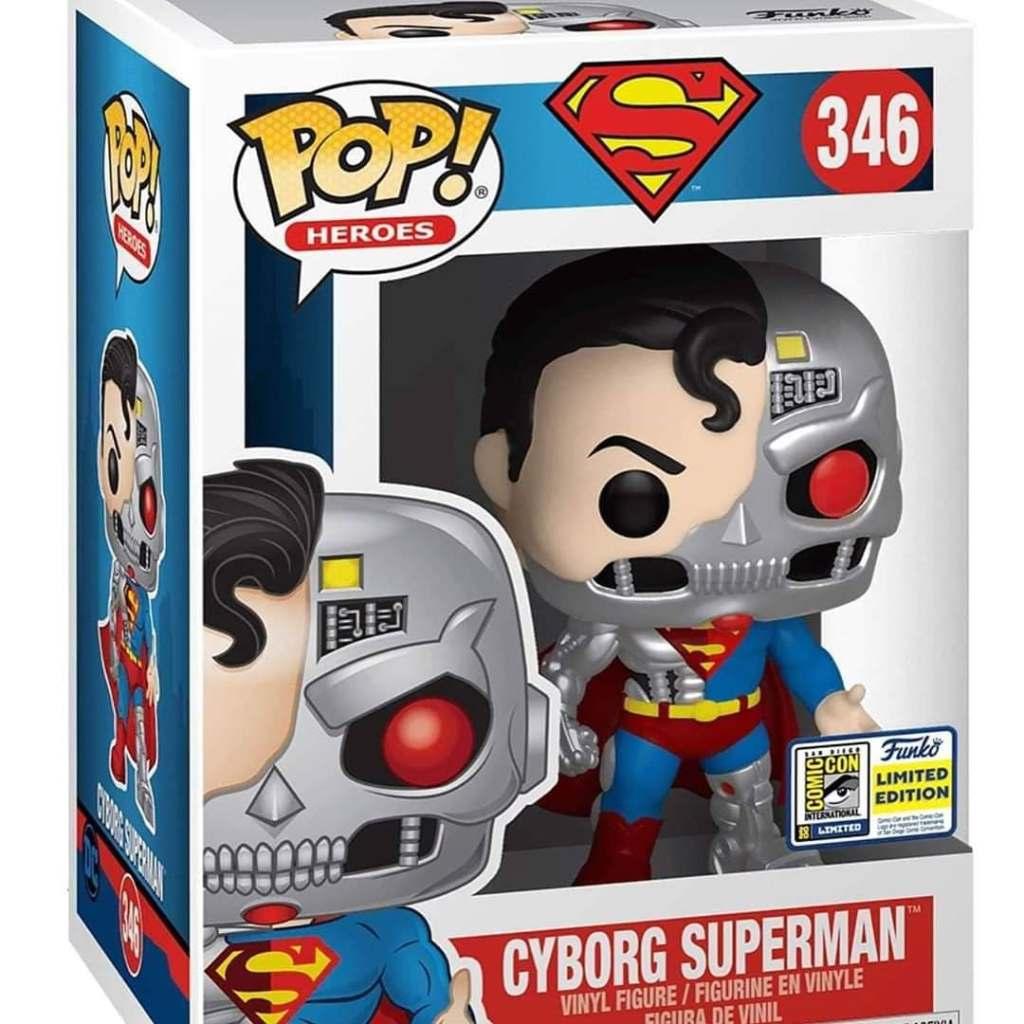 funko cyborgsup1 - Funko de Cyborg Superman de la SDCC online 2020