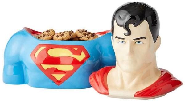Superman Cookie Jar