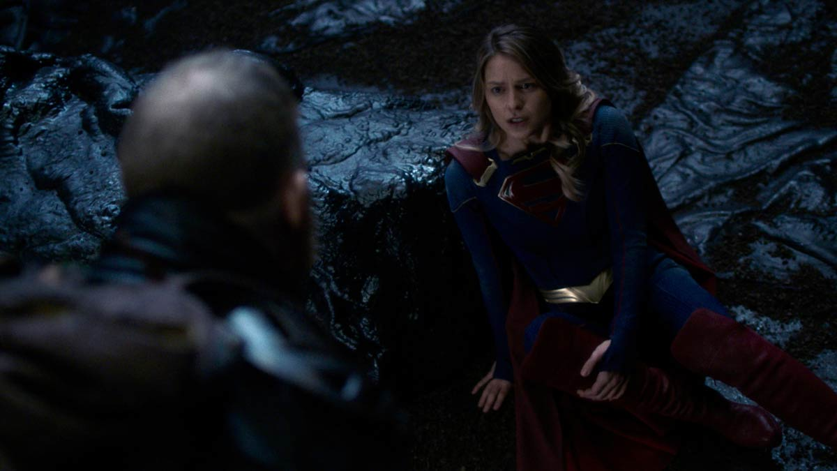 Supergirl S06E03 Phantom03 - Reseña del capítulo de «Supergirl» 6x03 «Phantom Menaces»
