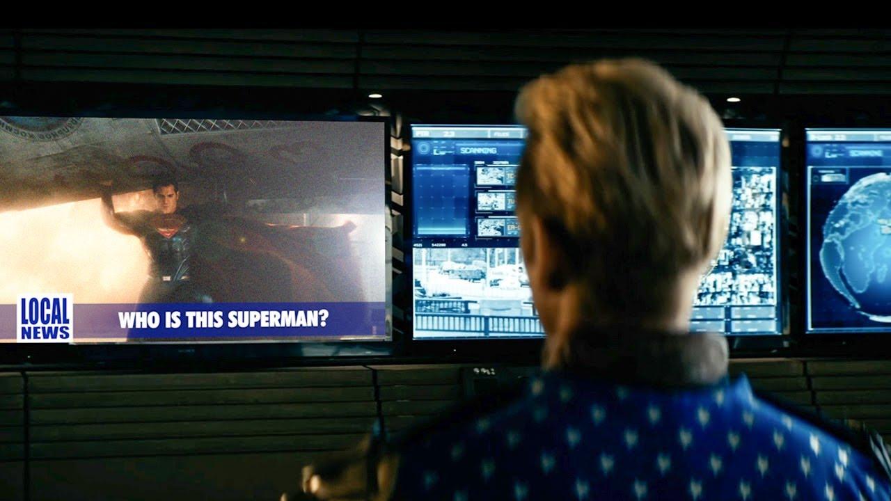 Homelander v Superman Teaser Trailer