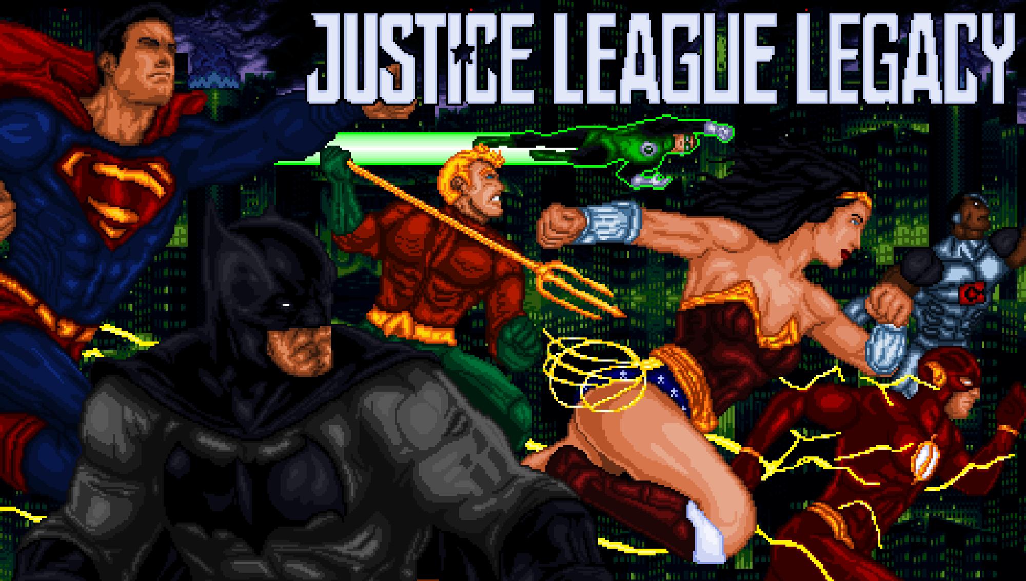Justice League Legacy