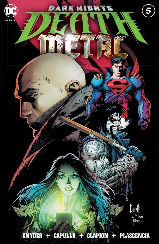 Death Metal #5