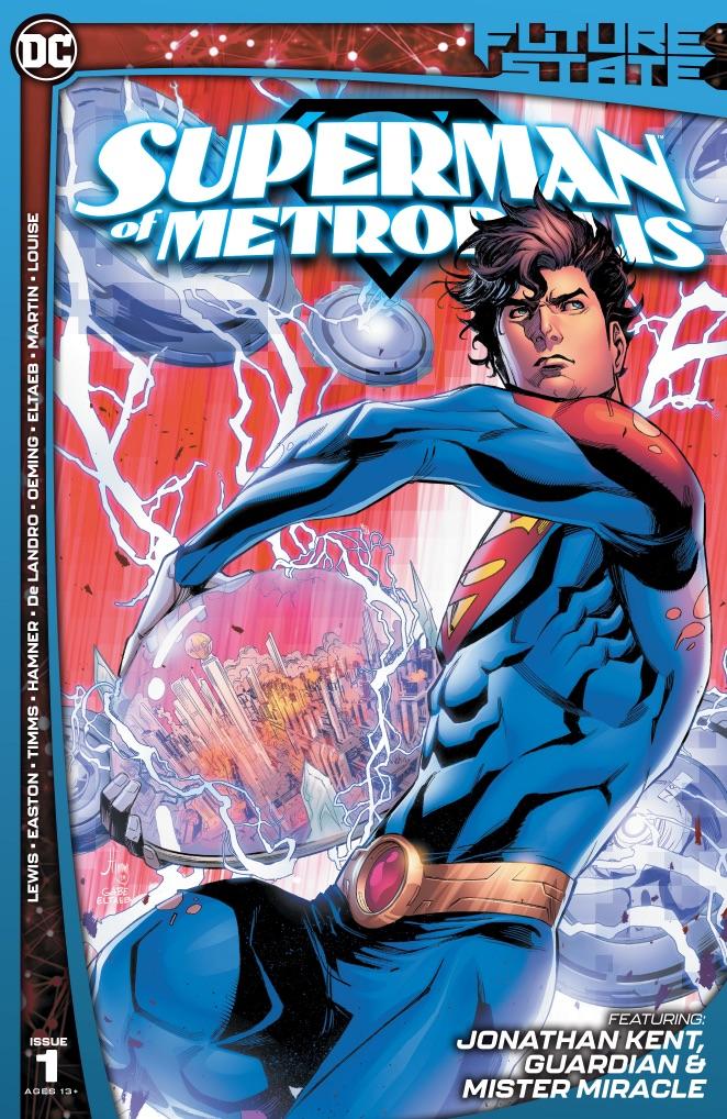 DC Future State: Superman of Metropolis #1