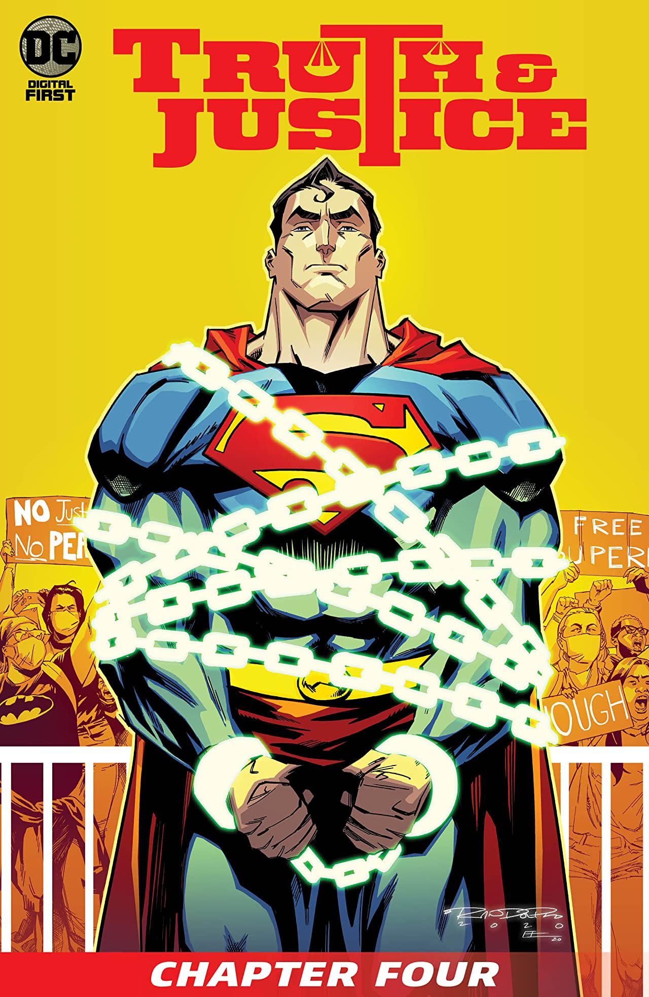 Truth & Justice #4 Review– The Aspiring Kryptonian