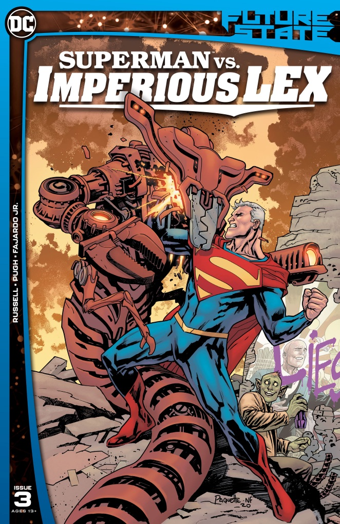 Return Of Superman Ep 116 : return, superman, Superman, Comic, Books, Available, (March, 2021), Homepage