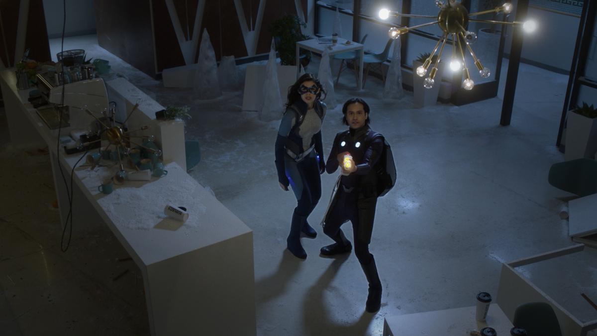 """Supergirl S06E04 LostSouls07 - Reseña del capítulo de """"Supergirl"""" 6x04 """"Lost Souls"""""""