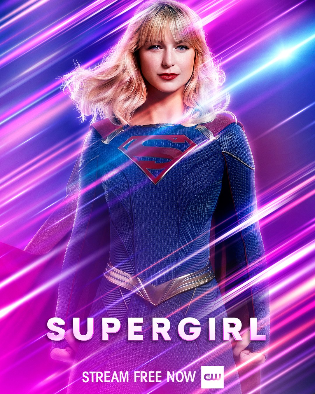 """Supergirl Season6 Poster2 - Nueva imagen del póster y fecha de regreso de """"Supergirl"""""""
