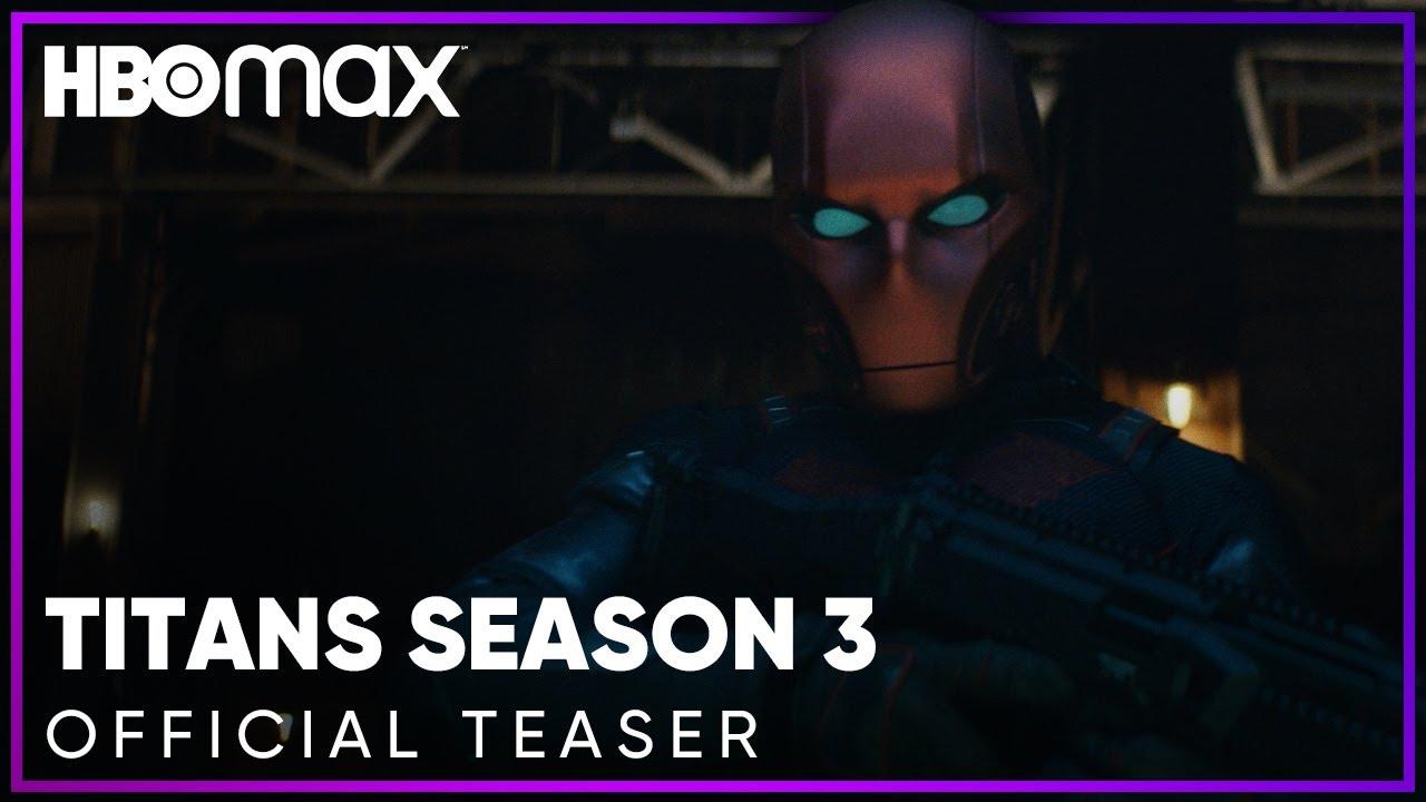Titans Teaser