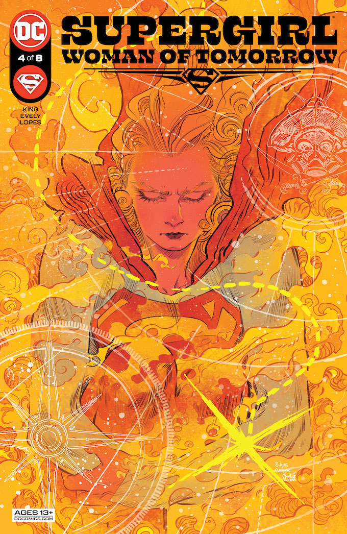 Supergirl: Woman of Tomorrow #4