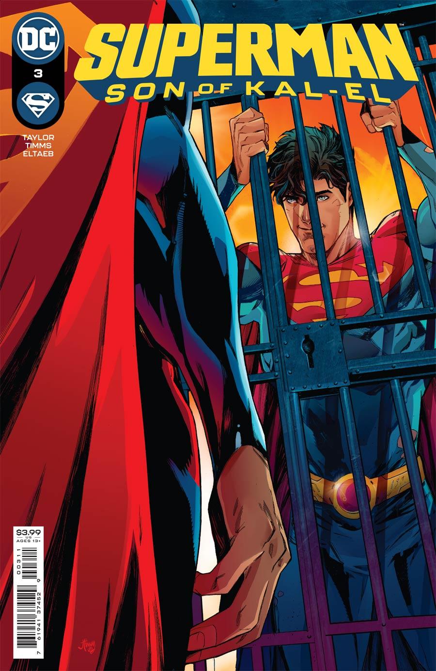 Superman: SOKE #3