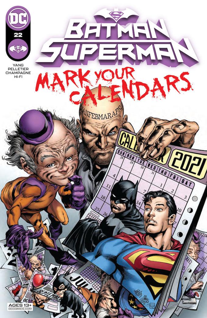 Batman/Superman #22