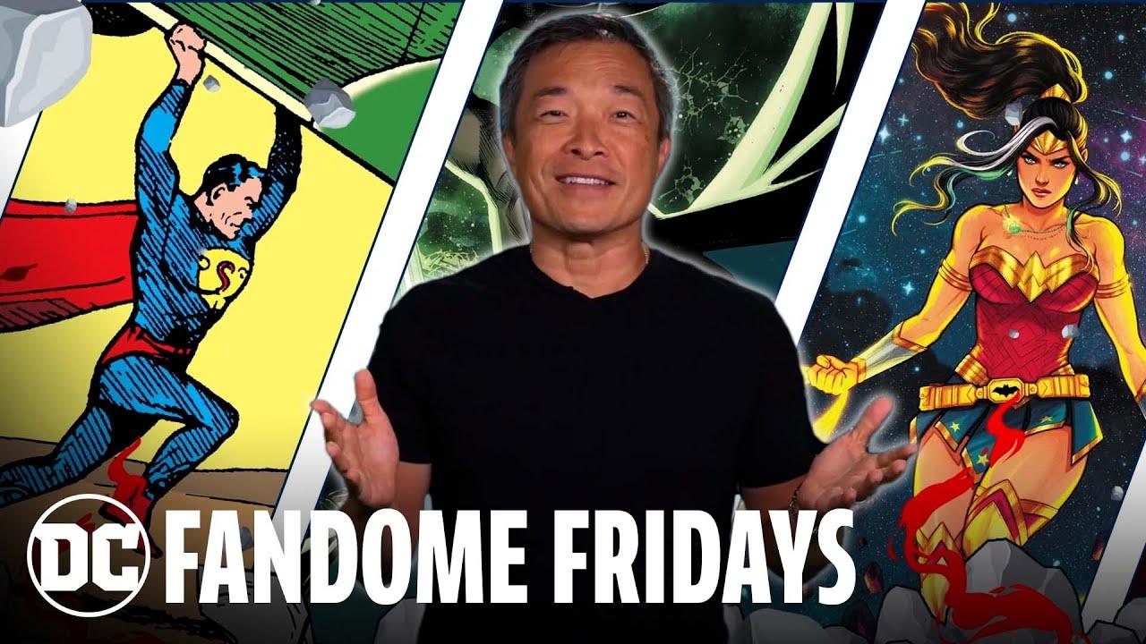 DC FanDome Fridays