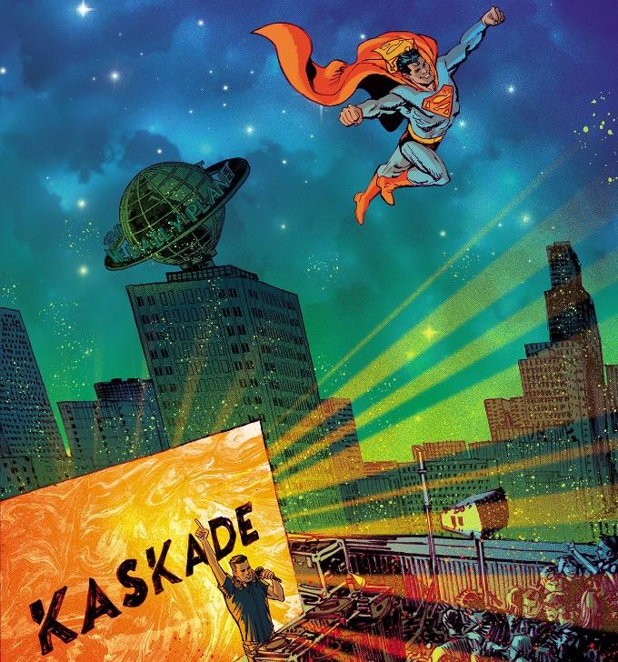DC Comics x Kaskade Superman Collection
