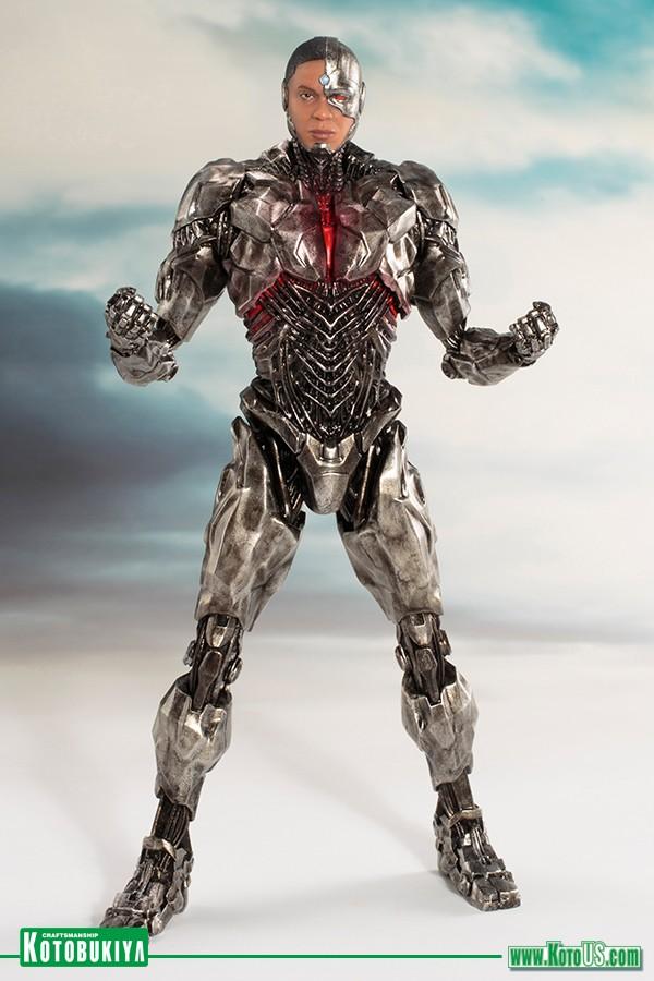 Kotobukiya-JL-Cyborg