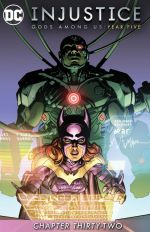 Injustice: Year Five - Chapter #32