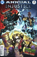 Injustice: Gods Among Us - Year Five: Annual #1